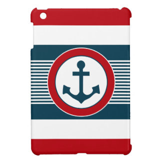 Nautical design iPad mini covers