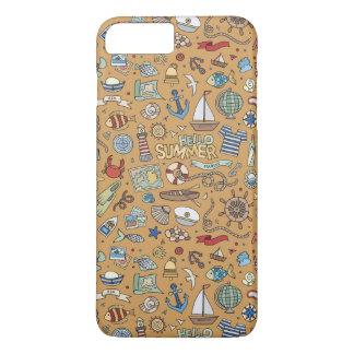 Nautical Design iPhone Case