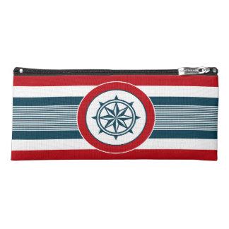 Nautical design pencil case