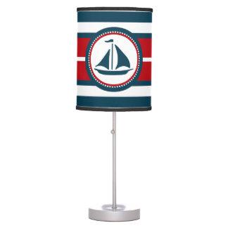 Nautical design table lamp