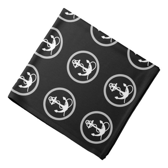 Nautical dog kerchiefs
