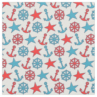 Nautical Fabric, Kids' Fabric, Fun Fabric