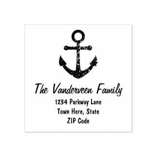 Nautical Family Return Address Stamp