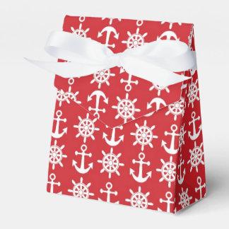 Nautical favor Box