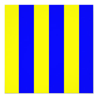 Nautical Flag Signal Golf Letter G Card
