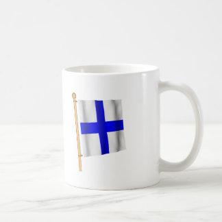Nautical Flag 'X' Coffee Mug
