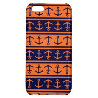 Nautical Halloween pattern Case For iPhone 5C