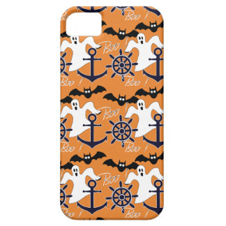 Nautical Halloween pattern iPhone 5 Cases