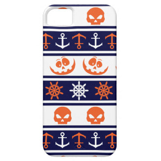 Nautical Halloween pattern iPhone 5 Covers