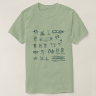 Nautical Knots and Splices T-Shirt