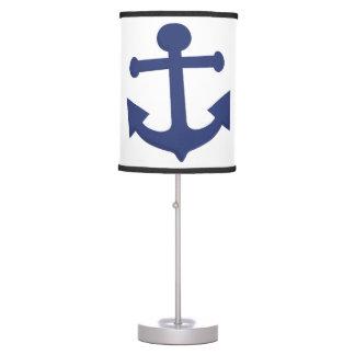 Nautical Lampshade Table Lamp