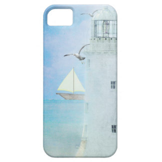 Nautical Light iPhone 5 Cases