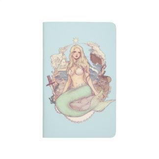 Nautical Mermaid Journal