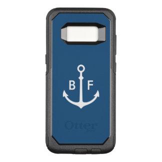 Nautical Monogram Case