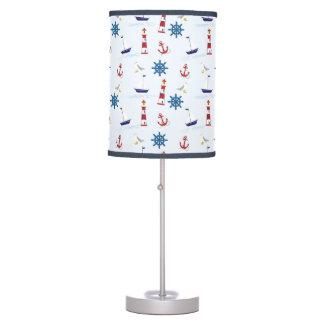 Nautical Nursery Lamp