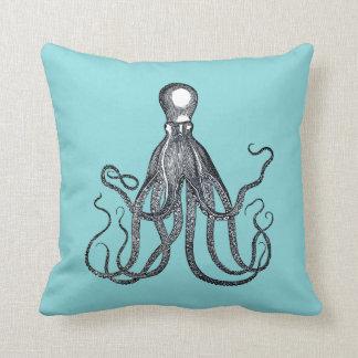 Nautical Octopus Pillows