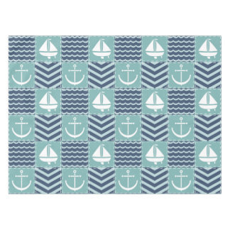 Nautical Quilt Tablecloth