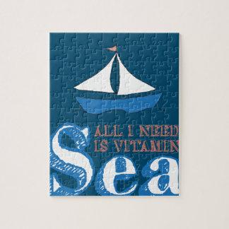 Nautical Quote Puzzles