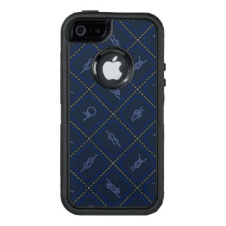 Nautical Rope Knot Pattern OtterBox iPhone 5/5s/SE Case