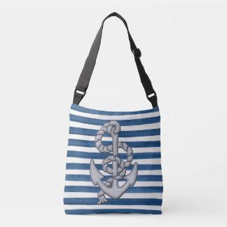 Nautical Sail Away Crossbody Bag
