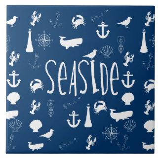 Nautical Seaside Tiles