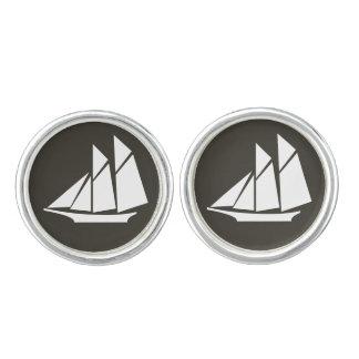 Nautical Ships Cufflinks