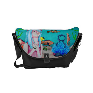 Nautical Sights To See Messenger Bag