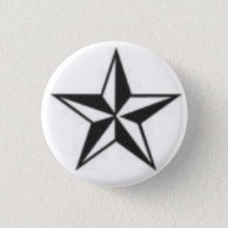 Nautical Star Button