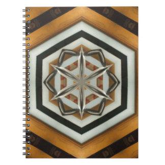 Nautical Star Notebook