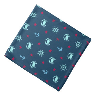 Nautical Star Pattern Do-rag