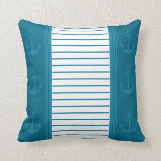 Nautical Stripe Design Pillow