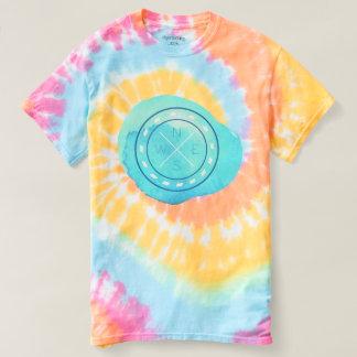Nautical Theme in Watercolor. T-shirt