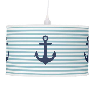 Nautical Theme Pendant Lamp