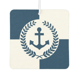 Nautical themed design air freshener