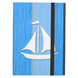 Nautical themed design case for iPad air