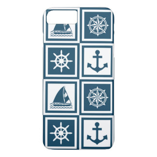 Nautical themed design Case-Mate iPhone case