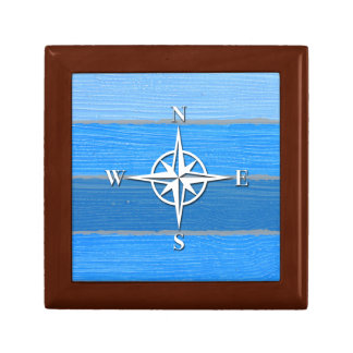 Nautical themed design gift box