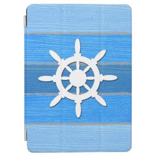 Nautical themed design iPad air cover