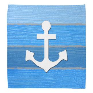 Nautical themed design kerchiefs