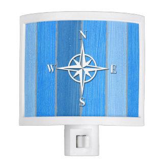 Nautical themed design nite light