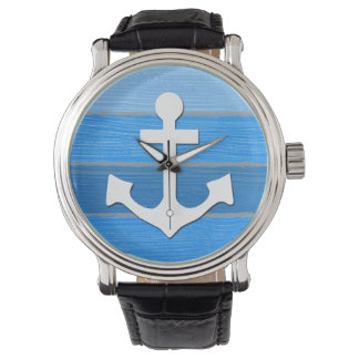 Nautical themed design watch