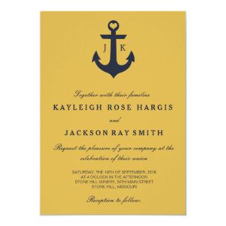 Nautical Wedding Invitations | Wedding