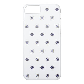 Nautical Wheels Phone Case
