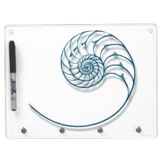 Nautilus 2 dry erase boards