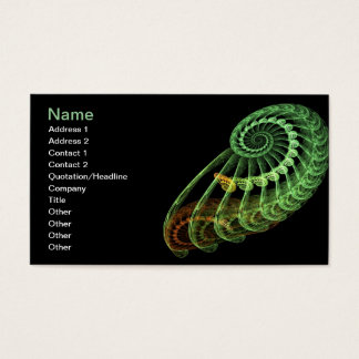 Nautilus Business Card