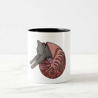 Nautilus Cat Cup