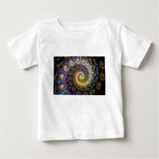 Nautilus fractal beauty baby T-Shirt