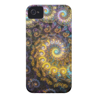 Nautilus fractal beauty iPhone 4 cover