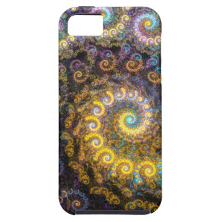 Nautilus fractal beauty iPhone 5 case