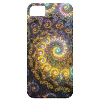 Nautilus fractal beauty iPhone 5 cases